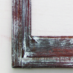 how to create painted weathered wood