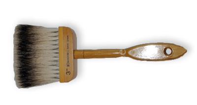 Badger hair Brushes
