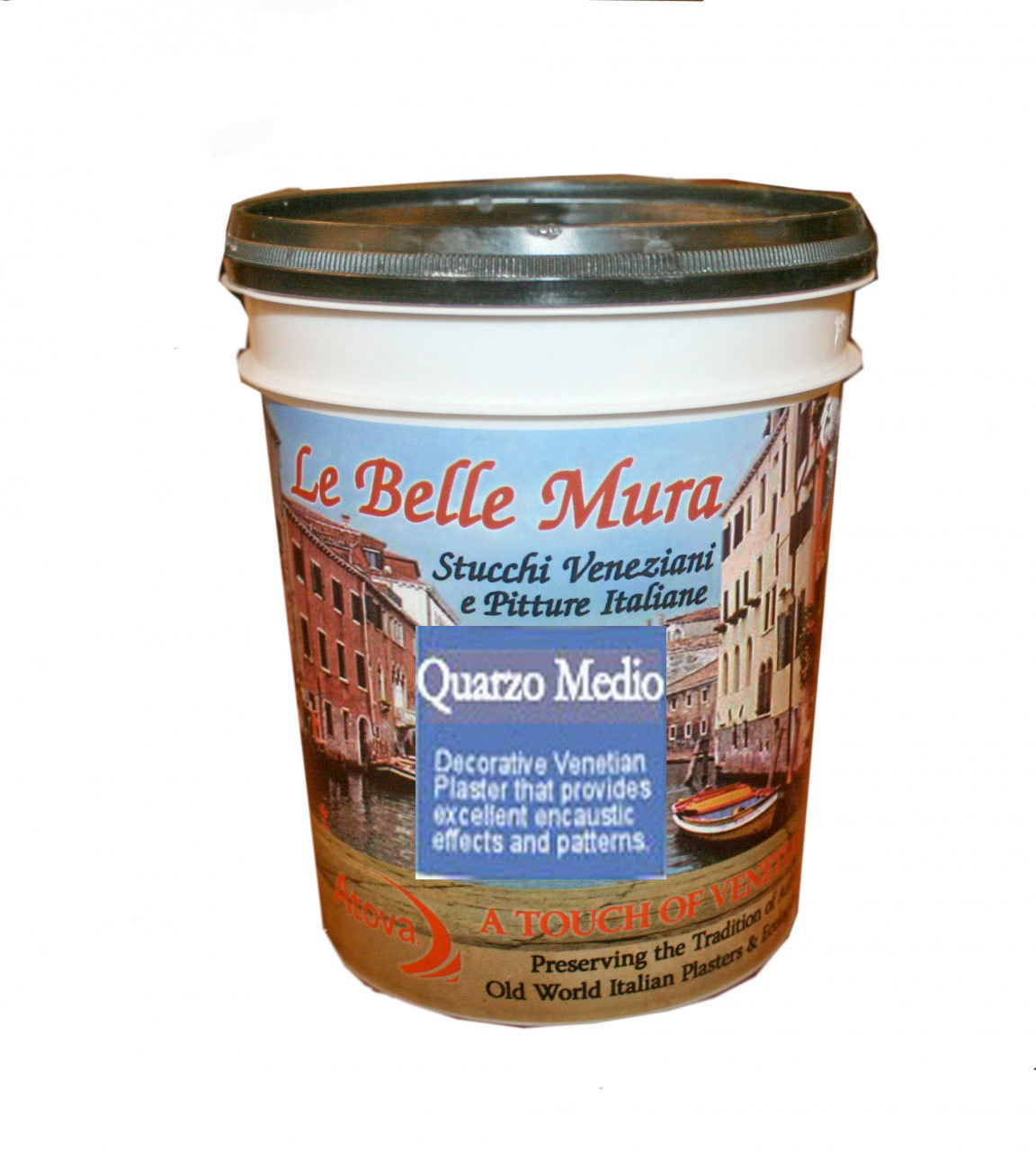 quartz primer for stucco, marmarino and plaster finishes