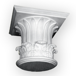 decorative plaster moldings and medallions