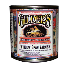 Varnish and clear coat sealers