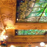 Art Nouveau design and interior architecture ideas