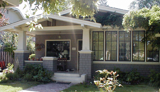 Bungalow Design architecture