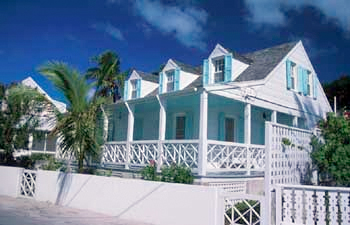 Carribean design and architecture