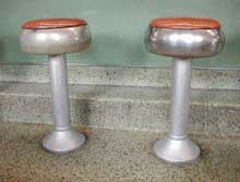 diner style furniture