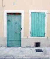 Cuban door