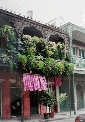 New Orleans architectural Style