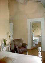 Rustic French Style wall colors