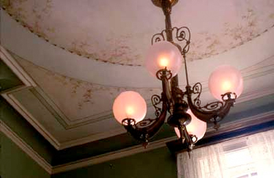 edwardian style lighting